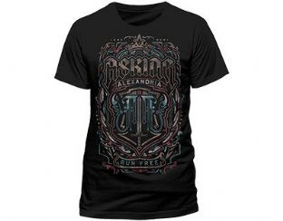 Asking Alexandria 'Legacy' T-Shirt